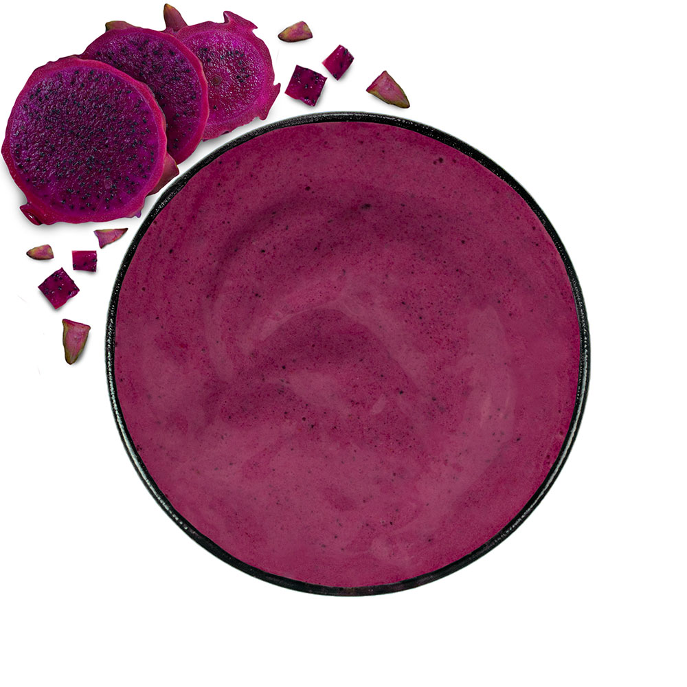 Dragonfruit-puree