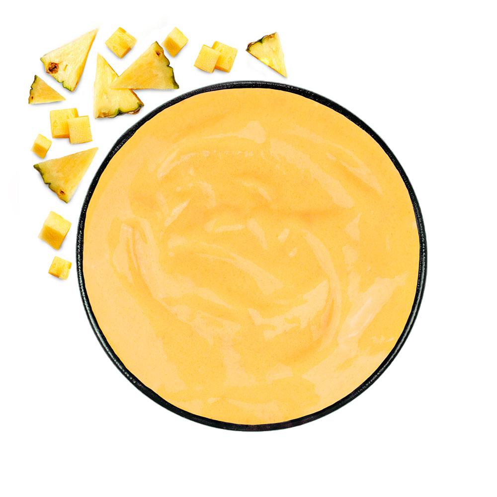 ananas fruitpuree
